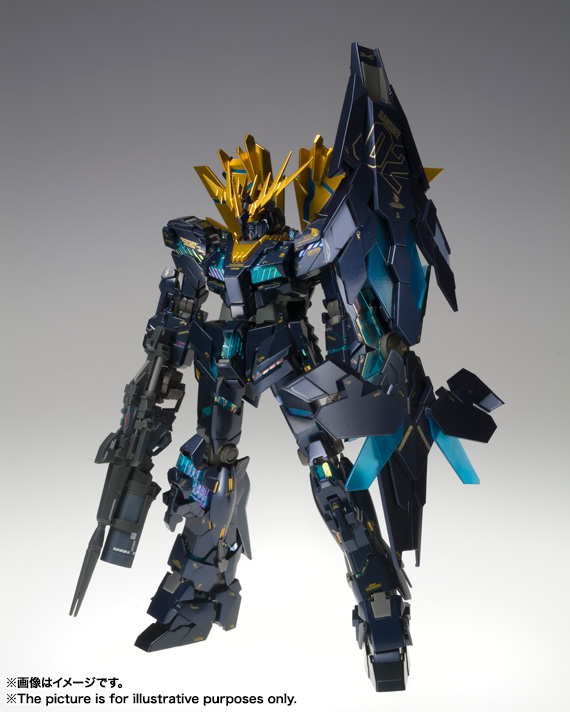 GUNDAM FIX FIGURATION METAL COMPOSITE バンシィ・ノルン(覚醒仕様) 01