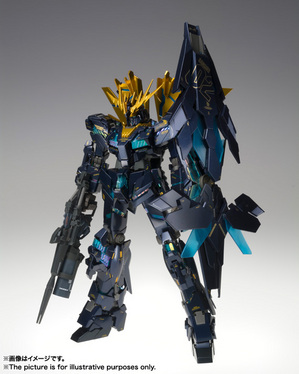 GUNDAM FIX FIGURATION METAL COMPOSITE BANSHEE NORN (AWAKEN FORM) 01