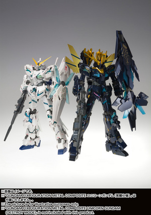 GUNDAM FIX FIGURATION METAL COMPOSITE BANSHEE NORN (AWAKEN FORM) 05