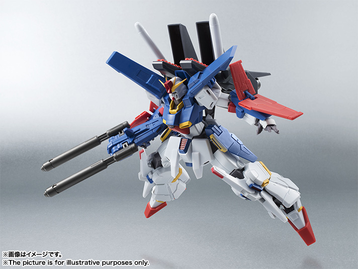 THE ROBOT SPIRITS <SIDE MS> Full-Armor ΖΖ Gundam 01