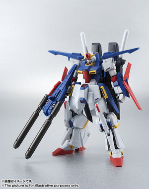 THE ROBOT SPIRITS <SIDE MS> Full-Armor ΖΖ Gundam 02