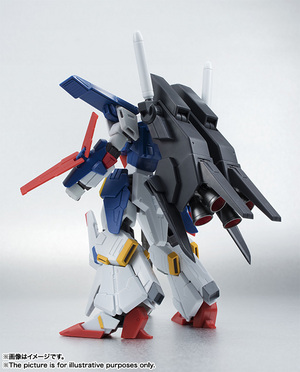 THE ROBOT SPIRITS <SIDE MS> Full-Armor ΖΖ Gundam 03