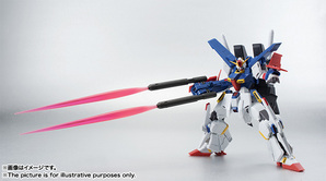 THE ROBOT SPIRITS <SIDE MS> Full-Armor ΖΖ Gundam 04