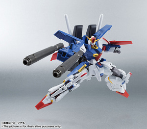 THE ROBOT SPIRITS <SIDE MS> Full-Armor ΖΖ Gundam 05