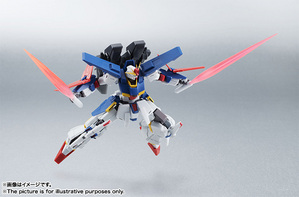 THE ROBOT SPIRITS <SIDE MS> Full-Armor ΖΖ Gundam 06