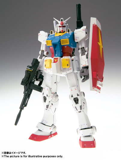GUNDAM FIX FIGURATION METAL COMPOSITE RX78-02 ガンダム THE ORIGIN [Re:PACKAGE] 01