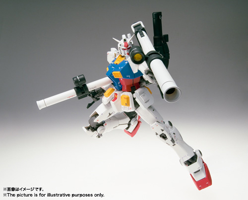 GUNDAM FIX FIGURATION METAL COMPOSITE RX78-02 ガンダム THE ORIGIN [Re:PACKAGE] 03