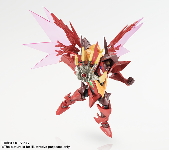"NXEDGE STYLE [KMF UNIT] GUREN Type-08 Elements ""SEITEN"" 02"