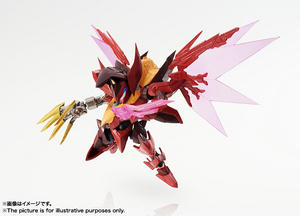 "NXEDGE STYLE [KMF UNIT] GUREN Type-08 Elements ""SEITEN"" 05"