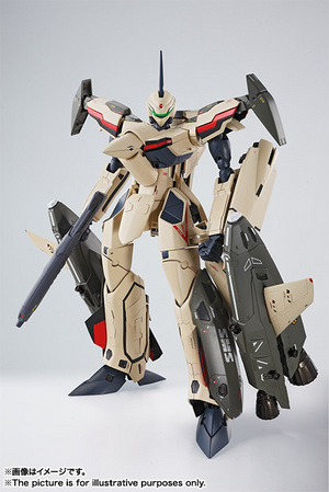 DX超合金 VF-19ADVANCE 02
