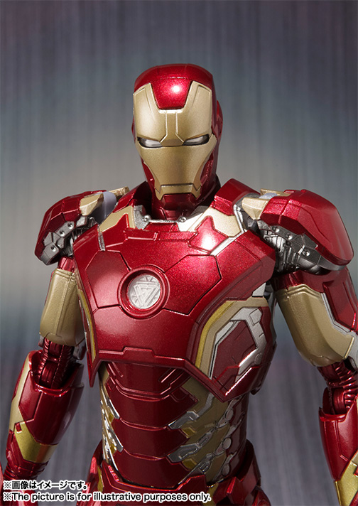 S.H.Figuarts Iron Man Mark 43 03