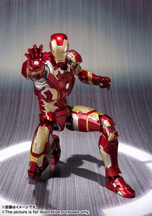 S.H.Figuarts Iron Man Mark 43 04