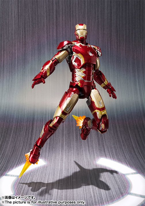 S.H.Figuarts Iron Man Mark 43 05