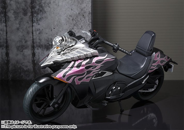 S.H.Figuarts RIDE CHASER 01