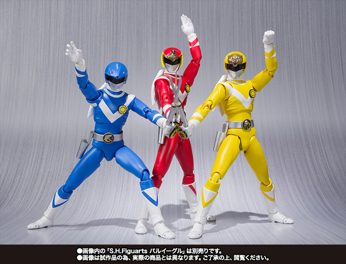 S.H.Figuarts バルシャーク&バルパンサー セット 06