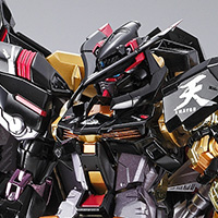 METAL BUILD Gundam Astray Gold Frame Amatsu Mina -Sky Declaration-