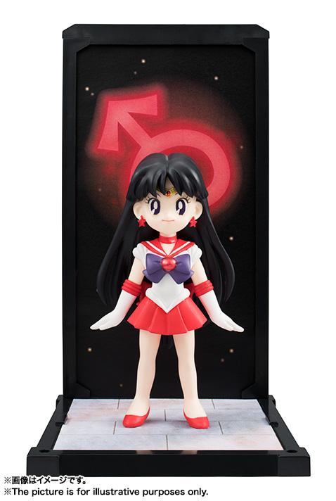 TAMASHII BUDDIES SAILOR MARS 01