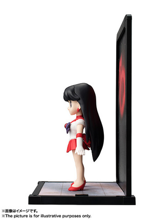 TAMASHII BUDDIES SAILOR MARS 03