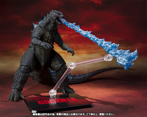 S.H.MonsterArts ゴジラ(2014) Spit Fire Ver. 02