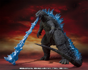 S.H.MonsterArts ゴジラ(2014) Spit Fire Ver. 03