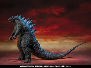 S.H.MonsterArts ゴジラ(2014) Spit Fire Ver. 05