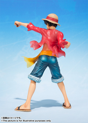 FiguartsZERO MONKEY・D・LUFFY -5th Anniversary Edition- 03