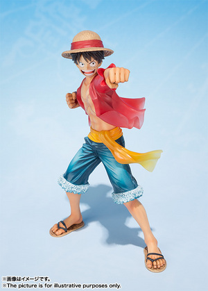 FiguartsZERO MONKEY・D・LUFFY -5th Anniversary Edition- 04