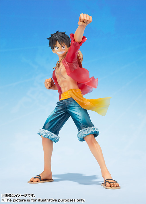 FiguartsZERO MONKEY・D・LUFFY -5th Anniversary Edition- 06