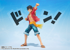 FiguartsZERO MONKEY・D・LUFFY -5th Anniversary Edition- 08