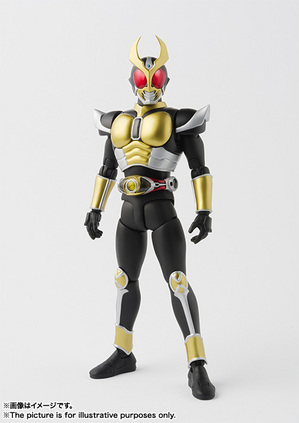 S.H.Figuarts MASKED RIDER AGITO GROUND FORM 04