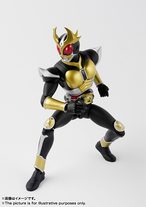 S.H.Figuarts MASKED RIDER AGITO GROUND FORM 05