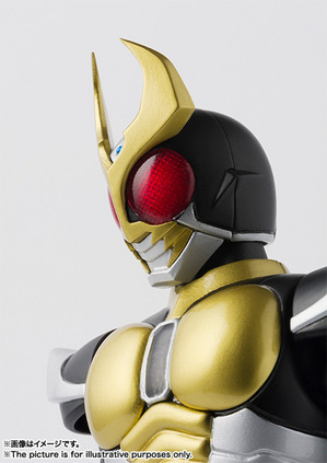 S.H.Figuarts MASKED RIDER AGITO GROUND FORM 07