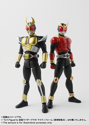 S.H.Figuarts MASKED RIDER AGITO GROUND FORM 08