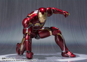 S.H.Figuarts IRON MAN MARK 45 02