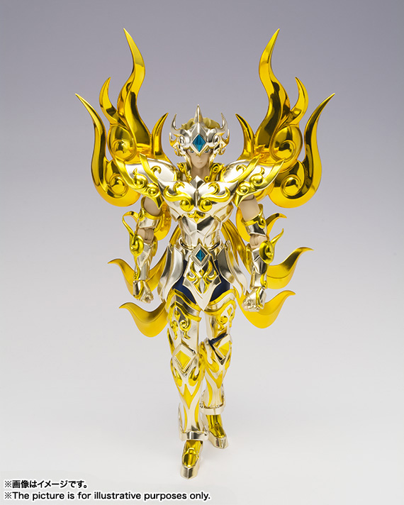 Saint Cloth Myth EX LEO AIOLIA(God Cloth) 02