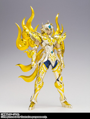 Saint Cloth Myth EX LEO AIOLIA(God Cloth) 03