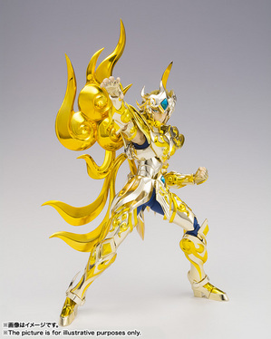 Saint Cloth Myth EX LEO AIOLIA(God Cloth) 04
