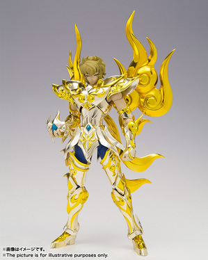 Saint Cloth Myth EX LEO AIOLIA(God Cloth) 05