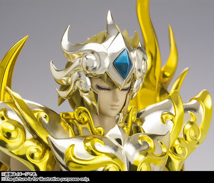 Saint Cloth Myth EX LEO AIOLIA(God Cloth) 08