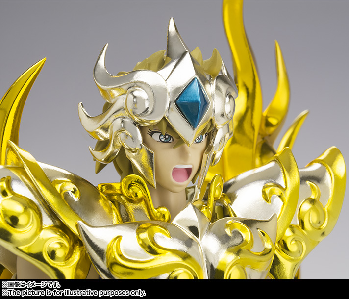 Saint Cloth Myth EX LEO AIOLIA(God Cloth) 09