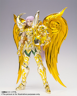 Saint Cloth Myth EX Aries Mu(God Cloth) 02