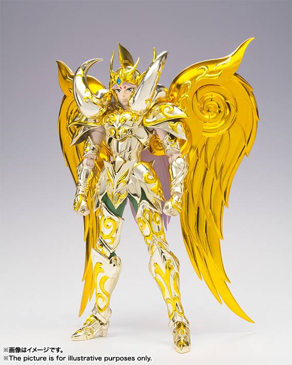 Saint Cloth Myth EX Aries Mu(God Cloth) 03