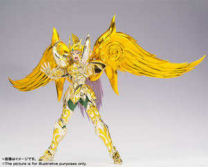 Saint Cloth Myth EX Aries Mu(God Cloth) 04