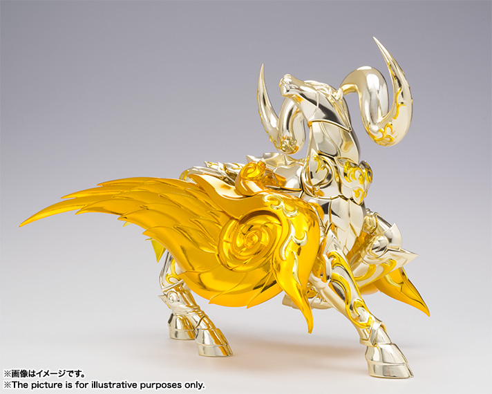 Saint Cloth Myth EX Aries Mu(God Cloth) 05