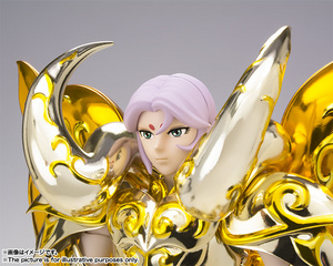 Saint Cloth Myth EX Aries Mu(God Cloth) 06