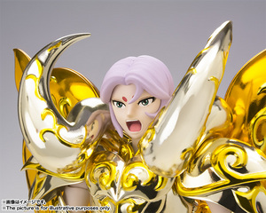 Saint Cloth Myth EX Aries Mu(God Cloth) 07