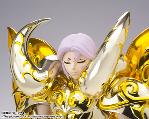 Saint Cloth Myth EX Aries Mu(God Cloth) 08