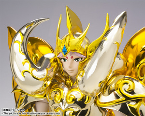 Saint Cloth Myth EX Aries Mu(God Cloth) 09