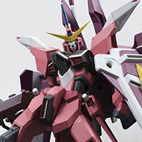THE ROBOT SPIRITS <SIDE MS> JUSTICE GUNDAM