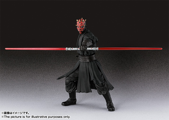 S.H.Figuarts Darth Maul 01